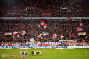 Heimsieg gegen Wolfsburg
