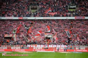 Erwartbare Niederlage gegen Bayern München