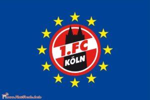 Europapokal ja wir spielen wieder im EUROPAPOKAL!