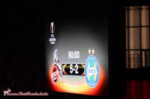 Europapokal, ja wir spielen wieder im Europapokal!
