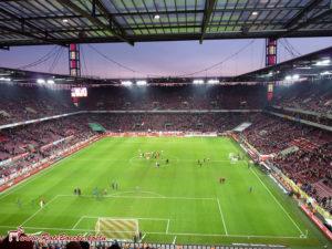 Punkteteilung gegen Augsburg