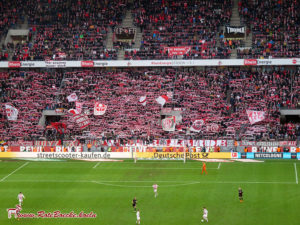 2:0 Sieg über Leverkusen